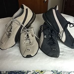 Bundle Men's Puma sneakers 2 pairs